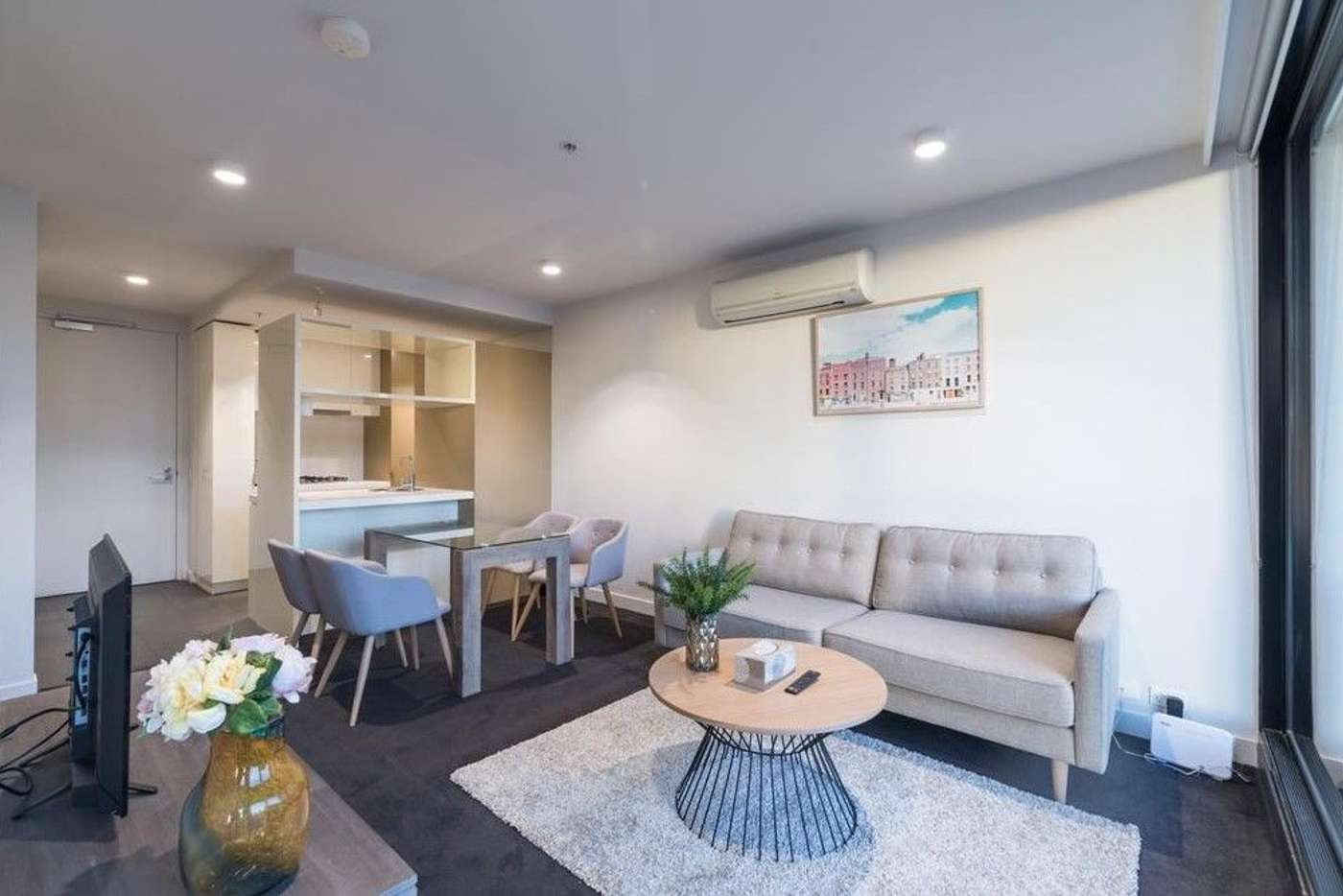 Main view of Homely apartment listing, 1308/33 Mackenzie Street, Melbourne VIC 3000
