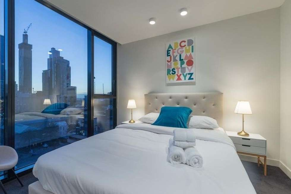 Third view of Homely apartment listing, 1308/33 Mackenzie Street, Melbourne VIC 3000