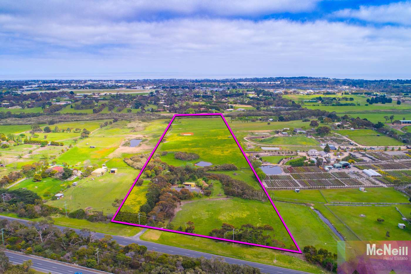 Main view of Homely acreageSemiRural listing, 760 Moorooduc Highway, Mornington VIC 3931