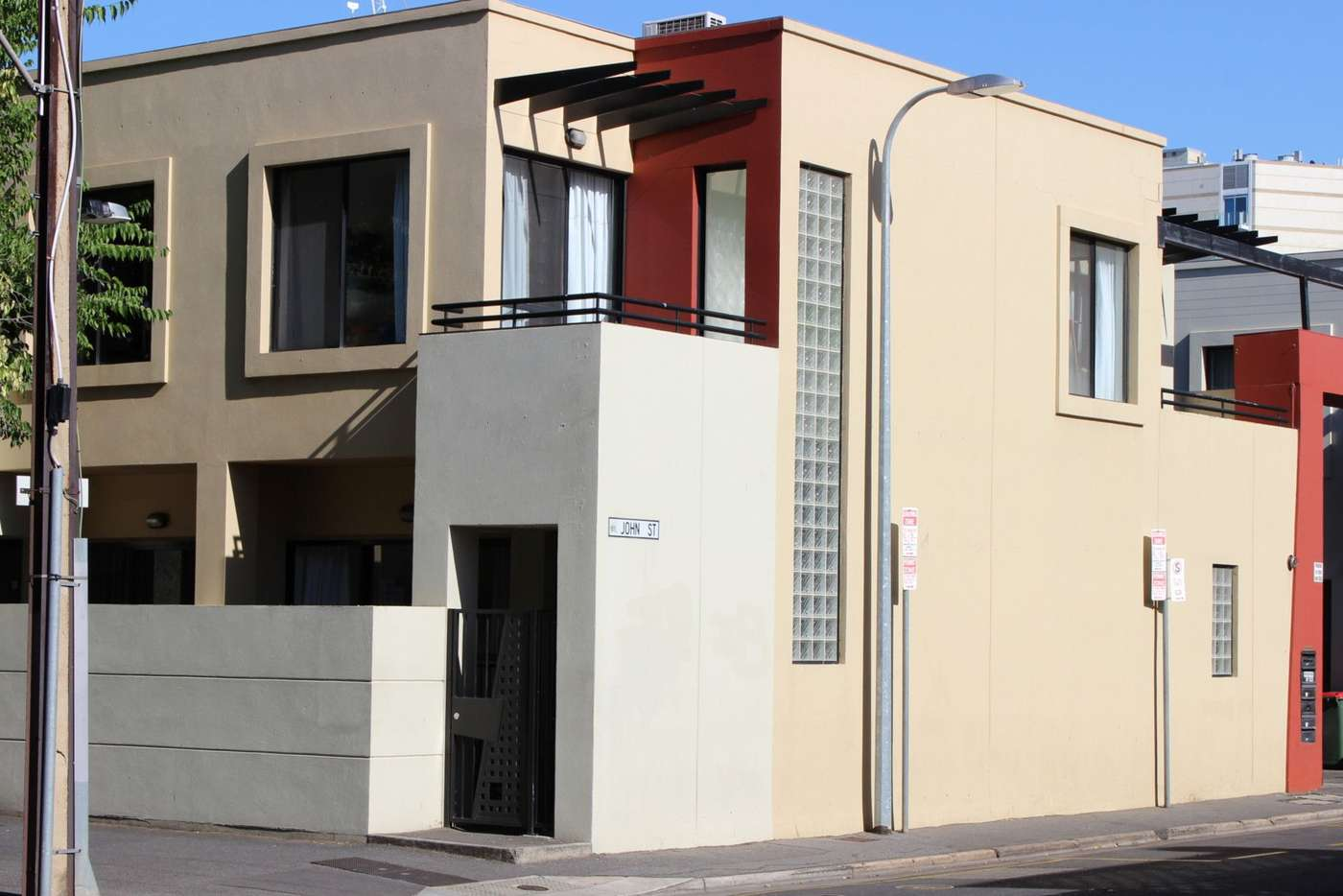 Main view of Homely townhouse listing, 14 Sturt Street, Adelaide SA 5000