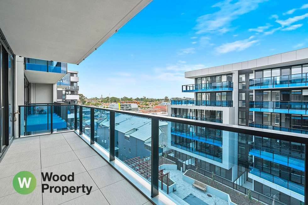 Fifth view of Homely apartment listing, 621/8 Railway Road, Cheltenham VIC 3192