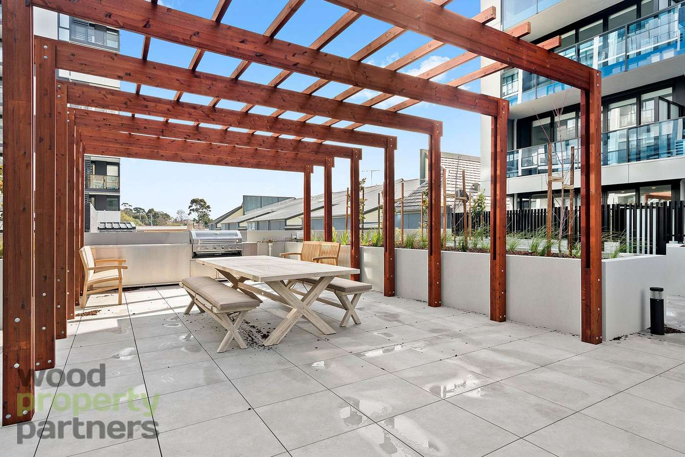 Sixth view of Homely apartment listing, 621/8 Railway Road, Cheltenham VIC 3192