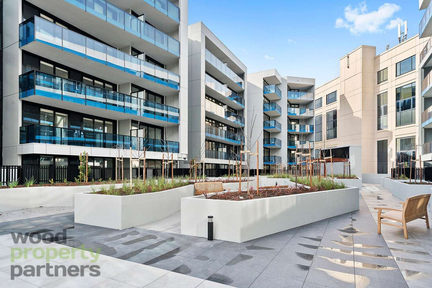 Seventh view of Homely apartment listing, 621/8 Railway Road, Cheltenham VIC 3192