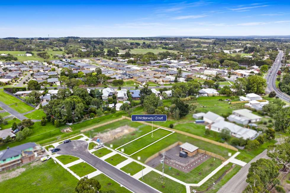 Third view of Homely residentialLand listing, 8 Waterway Court, Drysdale VIC 3222