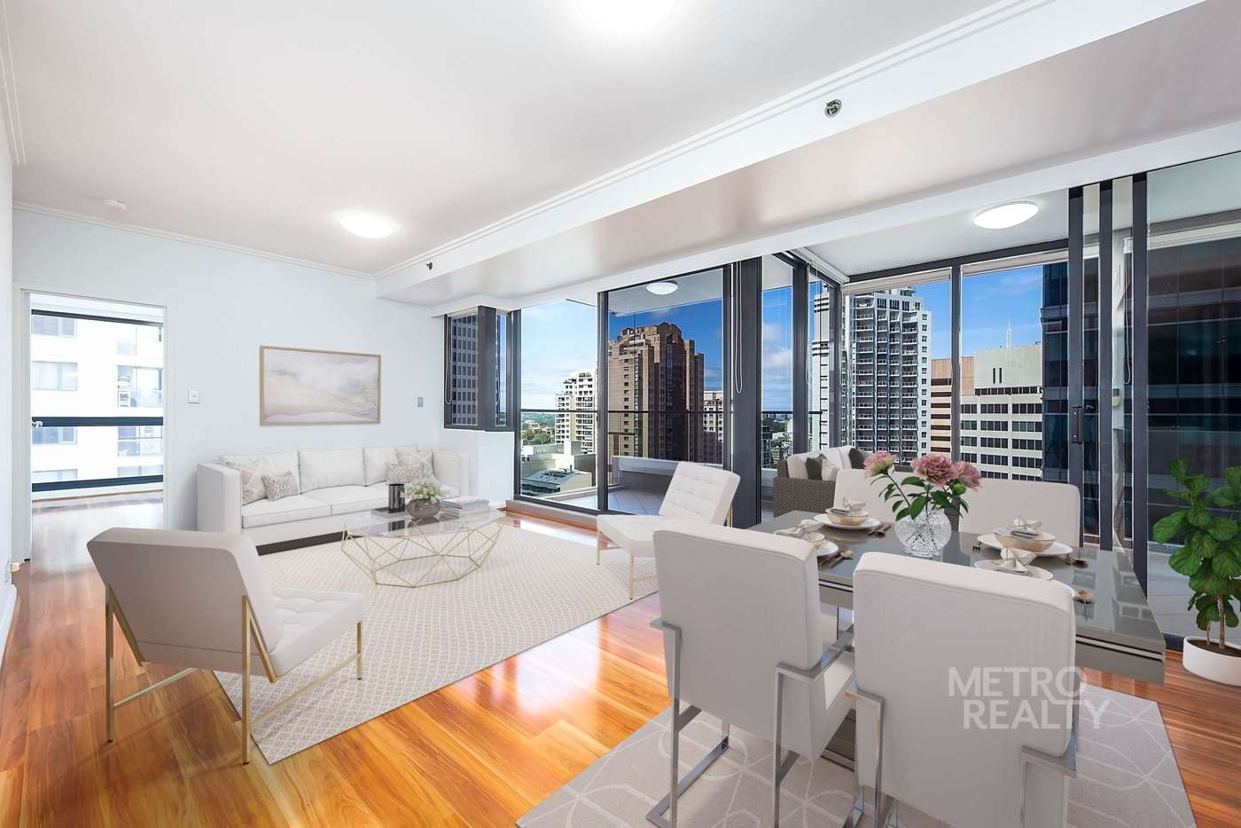 Main view of Homely apartment listing, 3402/91 Liverpool Street, Sydney NSW 2000