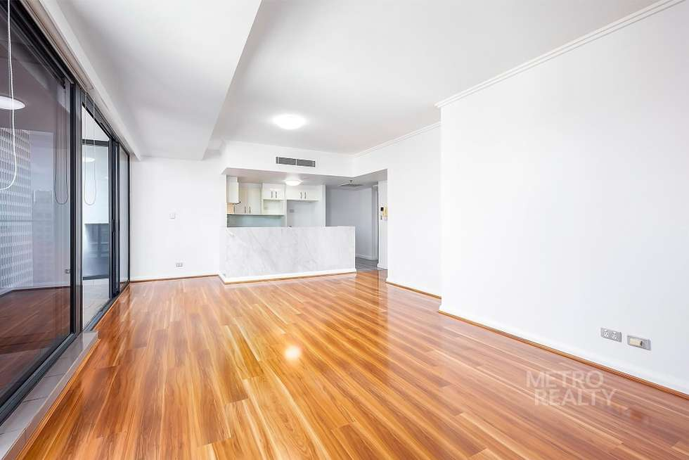 Third view of Homely apartment listing, 3402/91 Liverpool Street, Sydney NSW 2000