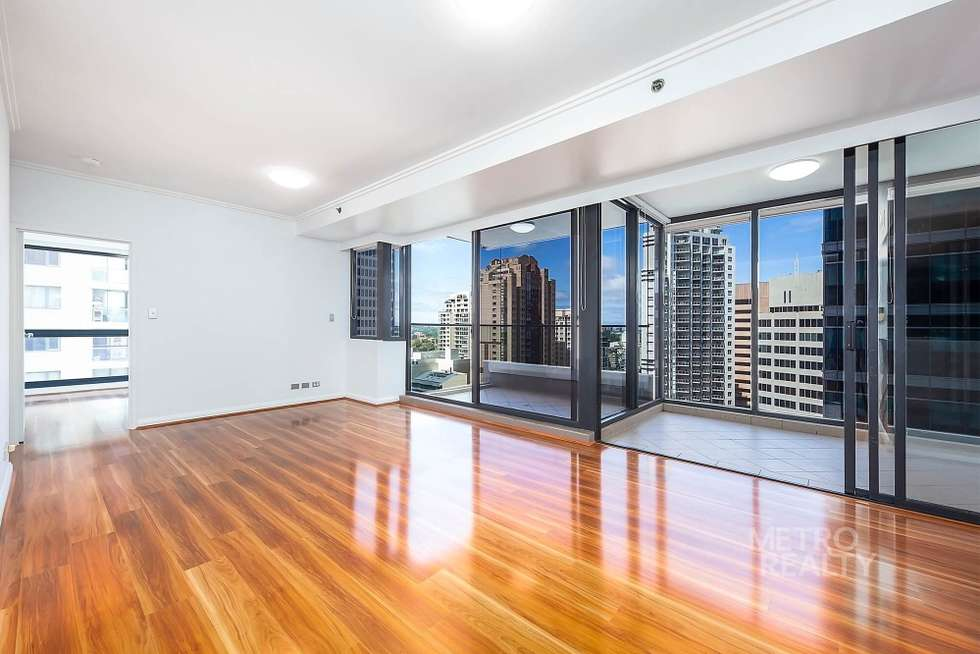 Fourth view of Homely apartment listing, 3402/91 Liverpool Street, Sydney NSW 2000