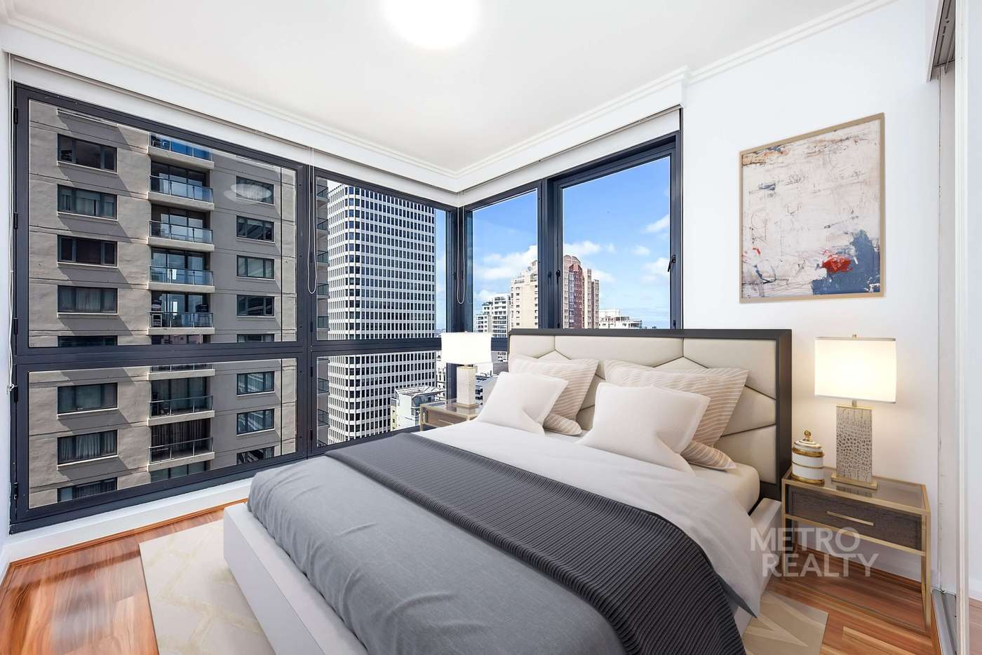 Fifth view of Homely apartment listing, 3402/91 Liverpool Street, Sydney NSW 2000