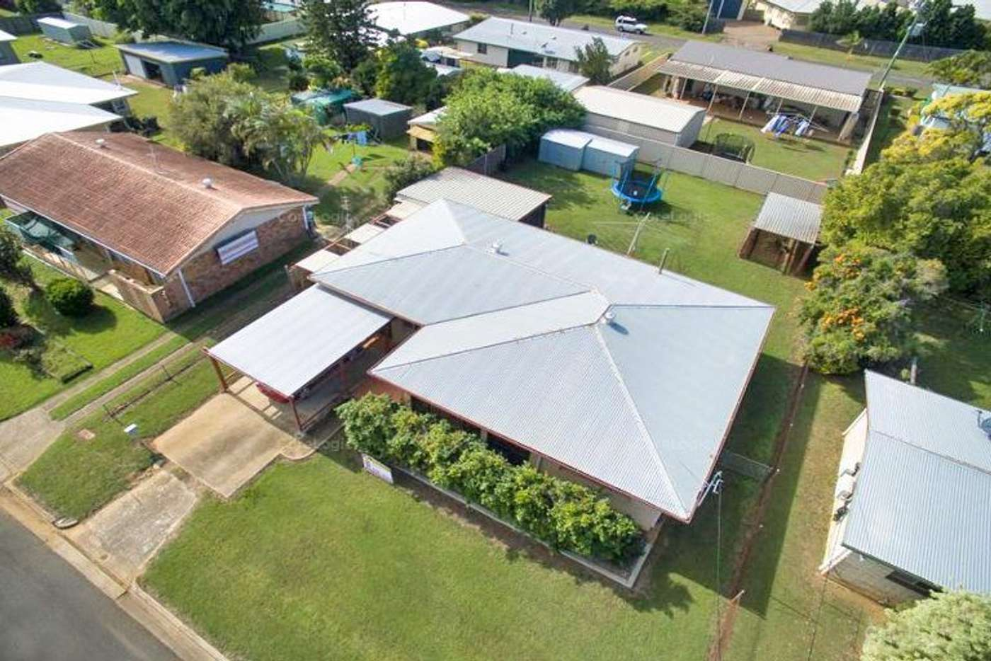 Main view of Homely house listing, 16 Kingsford Street, Kalkie QLD 4670