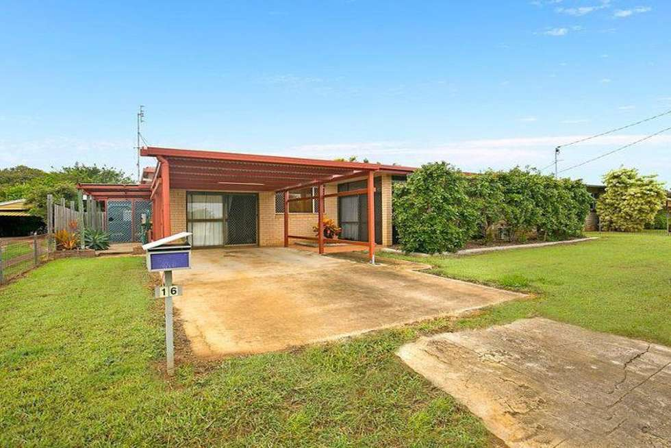 Second view of Homely house listing, 16 Kingsford Street, Kalkie QLD 4670