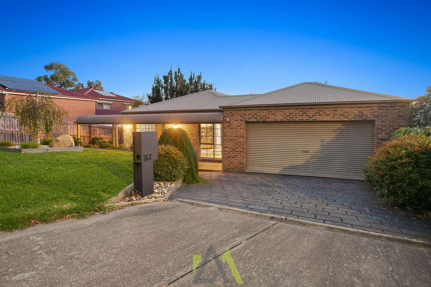 Main view of Homely house listing, 14 Mathew Court, Langwarrin VIC 3910