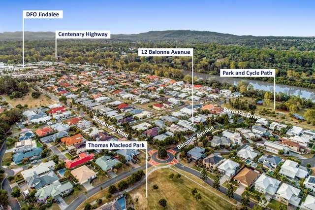 12 Balonne Avenue, Sinnamon Park QLD 4073