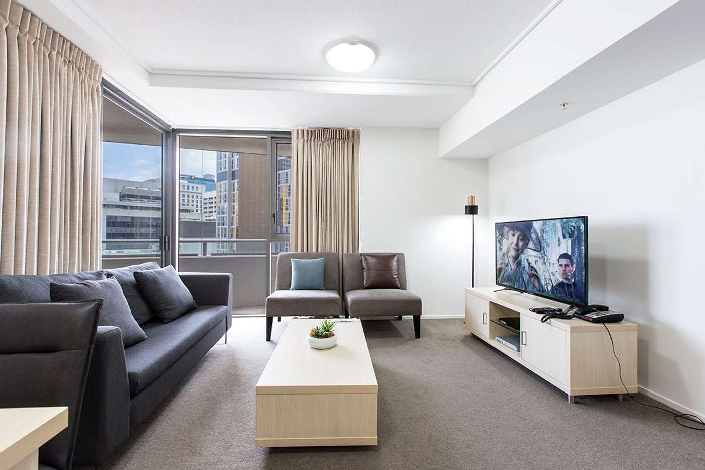 Main view of Homely unit listing, 21B/420 Queen Street, Brisbane City QLD 4000