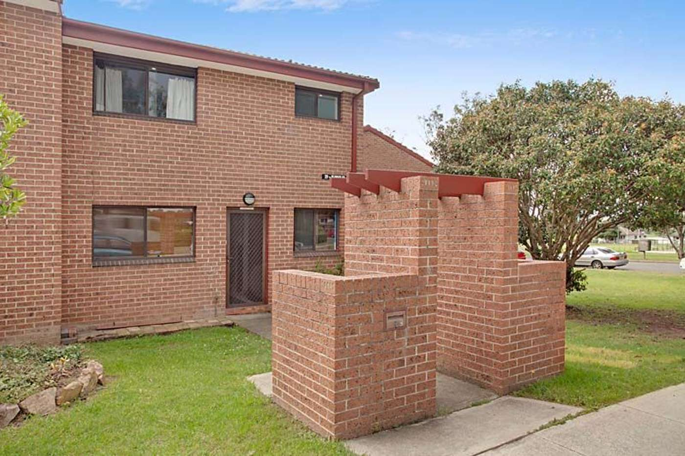 Main view of Homely unit listing, 8/29 First St, Kingswood NSW 2747