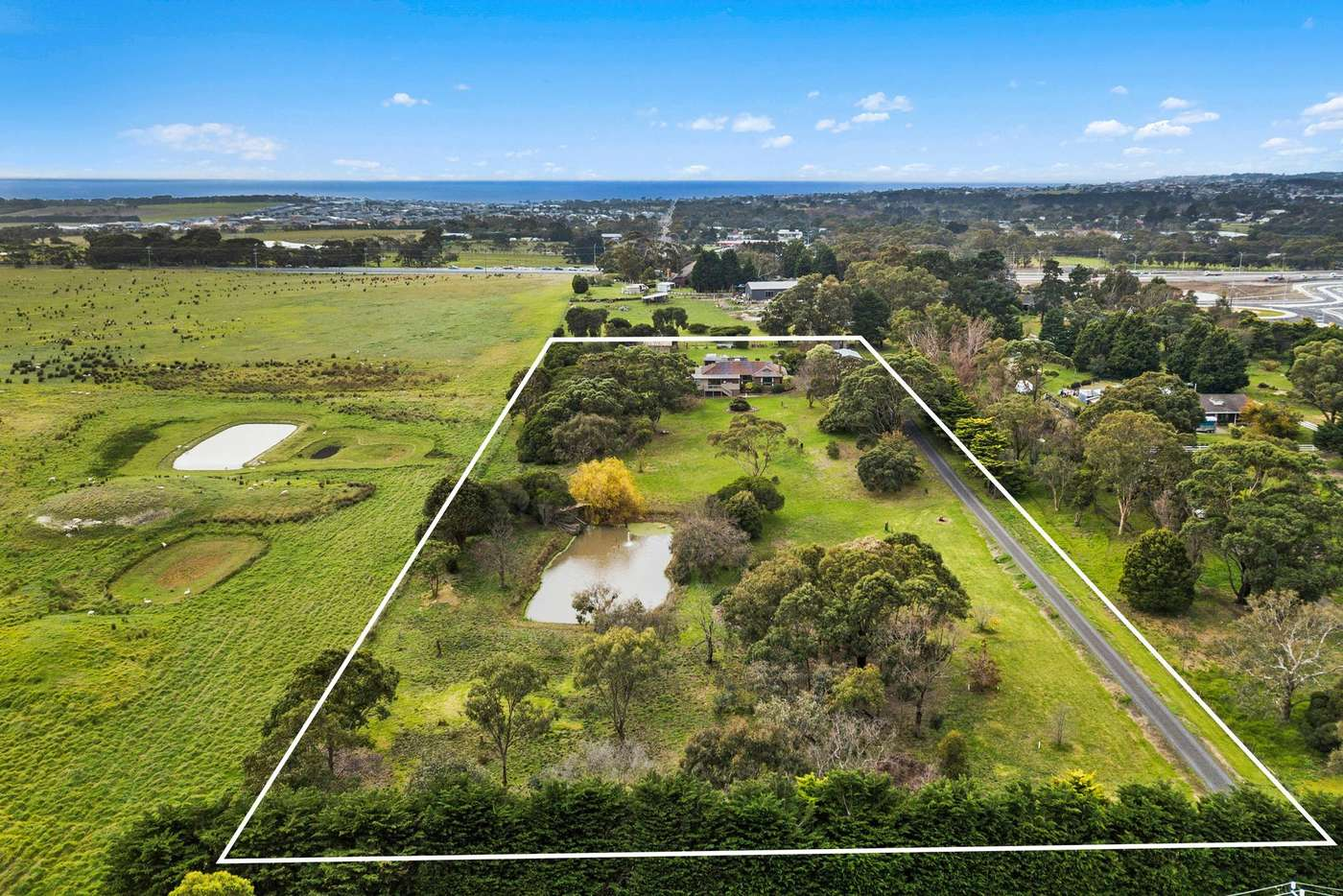 Main view of Homely acreageSemiRural listing, 6-10 Campbell Street, Drysdale VIC 3222
