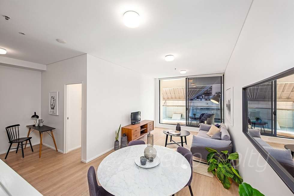 Second view of Homely apartment listing, 26/91 Goulburn St, Sydney NSW 2000