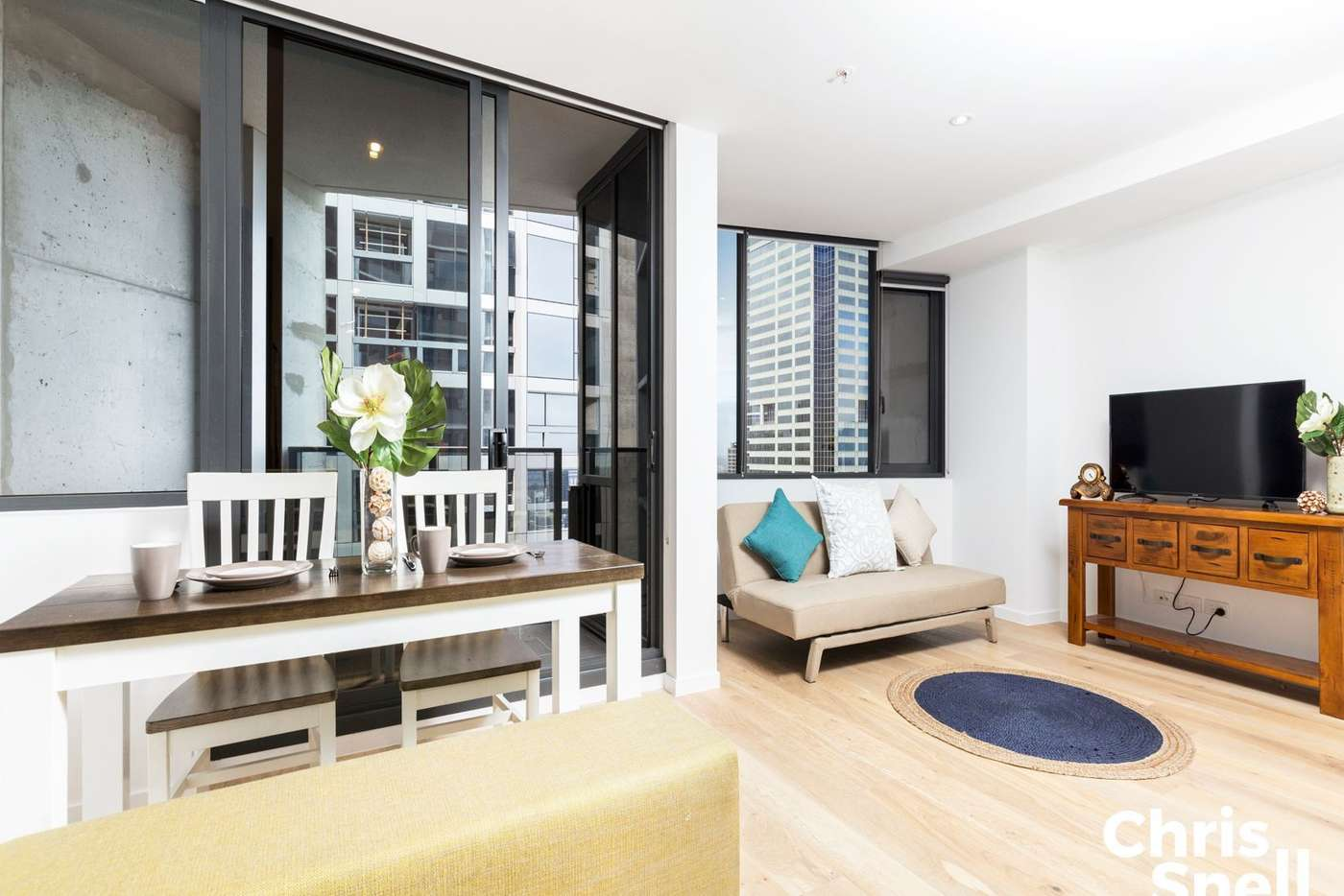 Main view of Homely apartment listing, 4501/33 Rose Lane, Melbourne VIC 3000