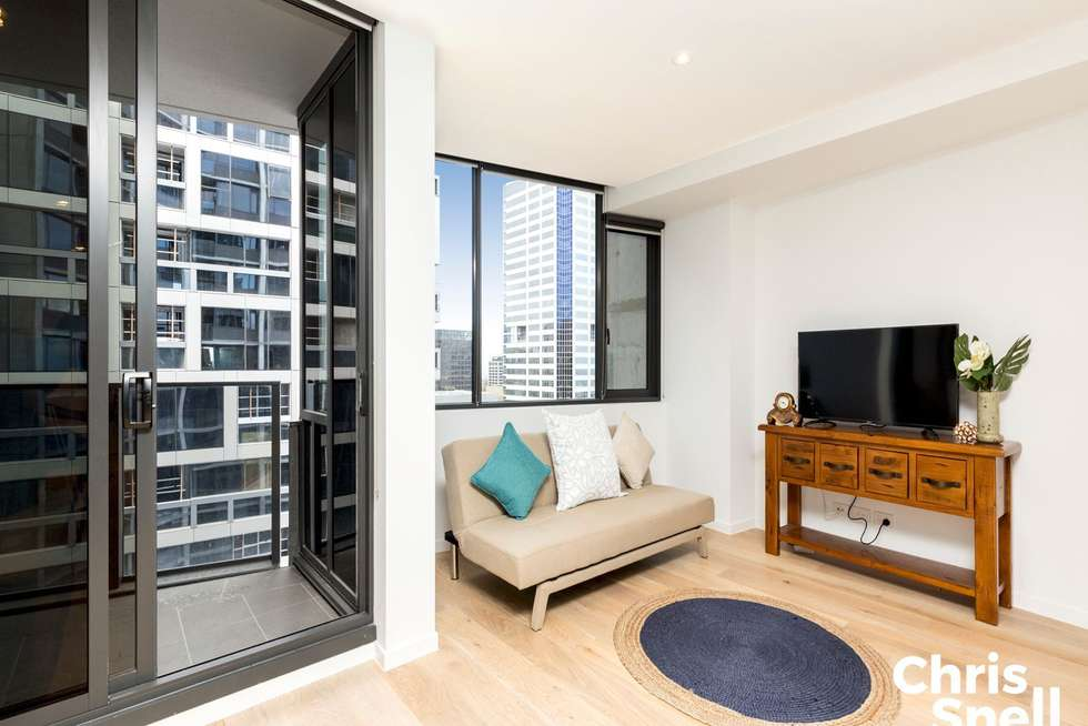 Third view of Homely apartment listing, 4501/33 Rose Lane, Melbourne VIC 3000