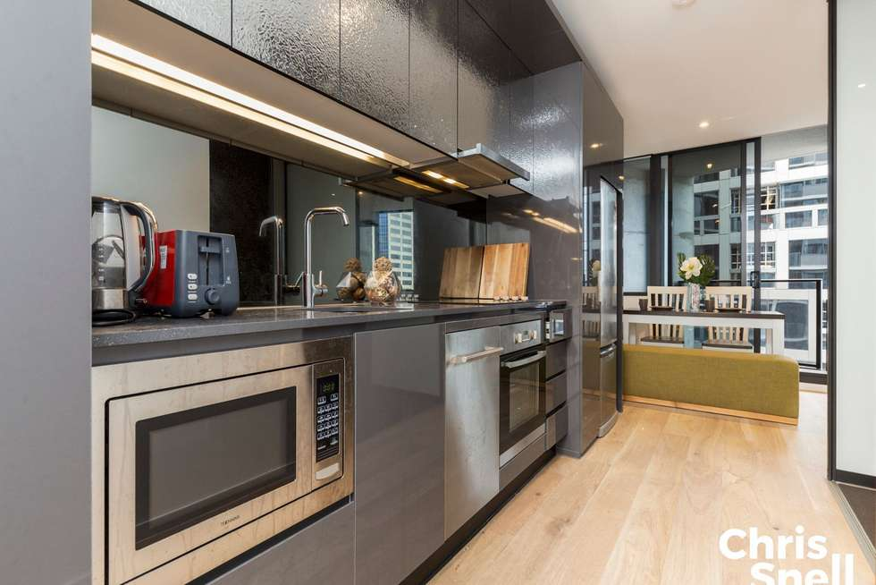 Fourth view of Homely apartment listing, 4501/33 Rose Lane, Melbourne VIC 3000