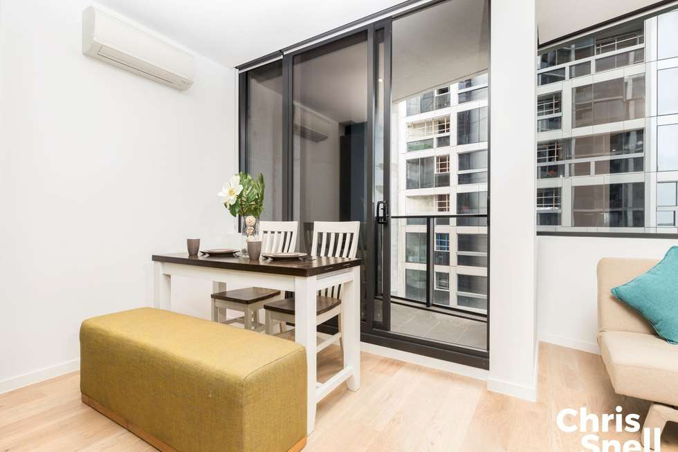 Fifth view of Homely apartment listing, 4501/33 Rose Lane, Melbourne VIC 3000