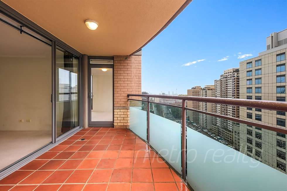 Third view of Homely apartment listing, 2503/148 Elizabeth Street, Sydney NSW 2000