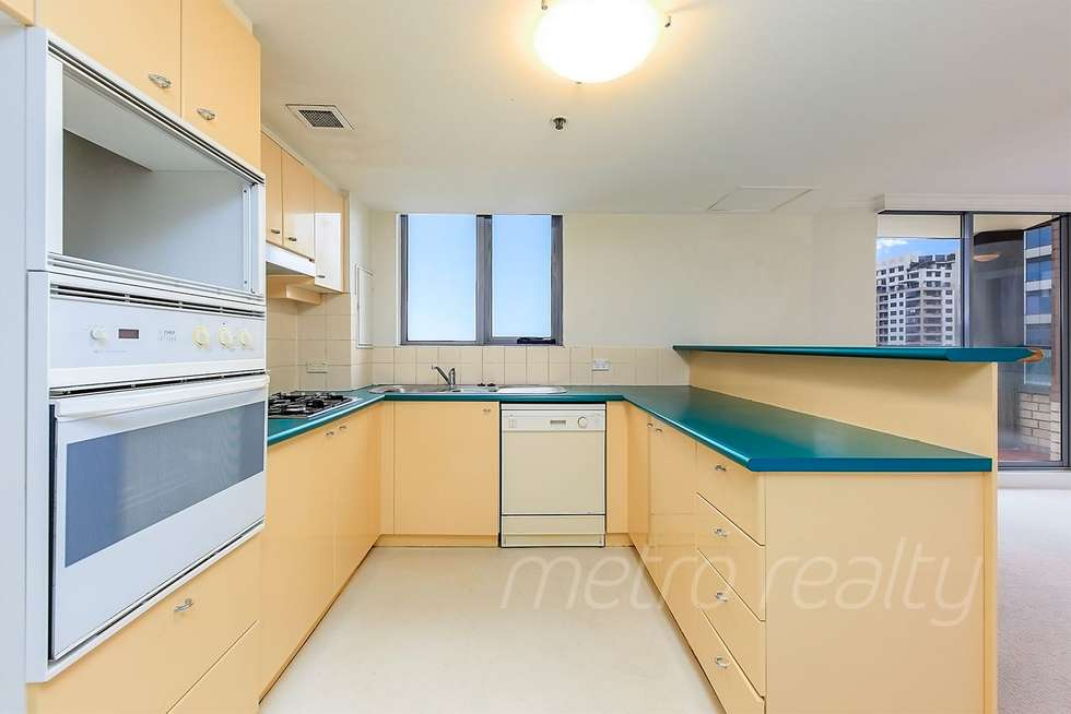 Fifth view of Homely apartment listing, 2503/148 Elizabeth Street, Sydney NSW 2000
