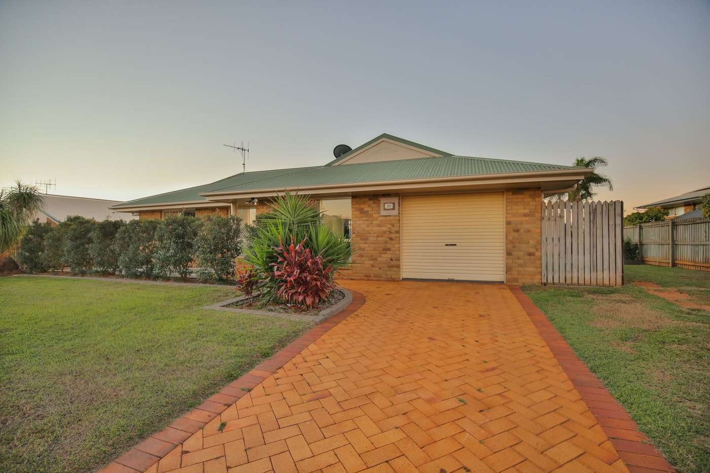 Main view of Homely house listing, 22 Seymore Avenue, Kalkie QLD 4670