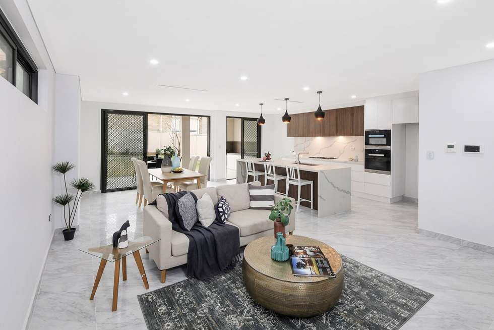 Third view of Homely semiDetached listing, 3 Prairievale Road, South Hurstville NSW 2221