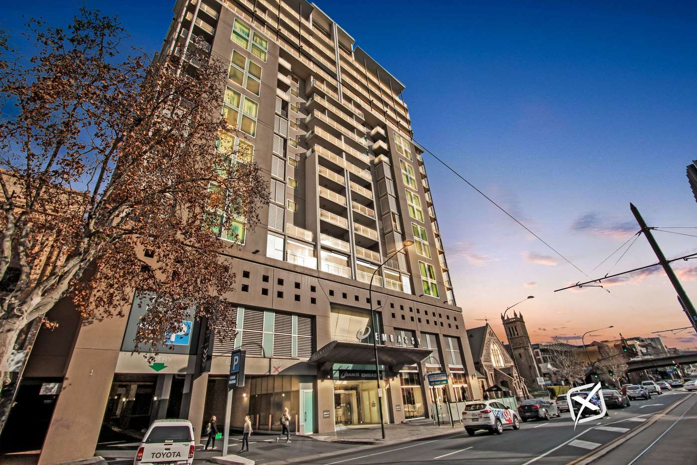Main view of Homely apartment listing, 1311/96 North Terrace, Adelaide SA 5000