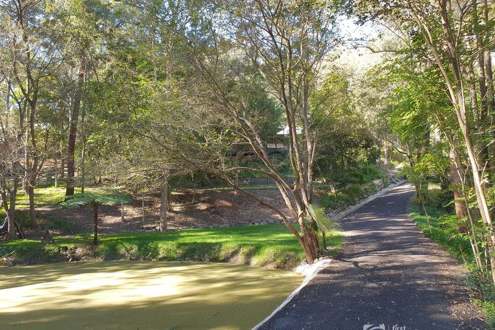 Second view of Homely acreageSemiRural listing, 7 Marina Court, Worongary QLD 4213