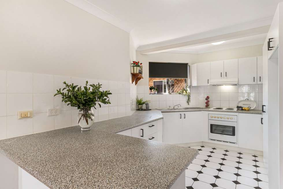 Second view of Homely apartment listing, 3/9 North Street, Newmarket QLD 4051