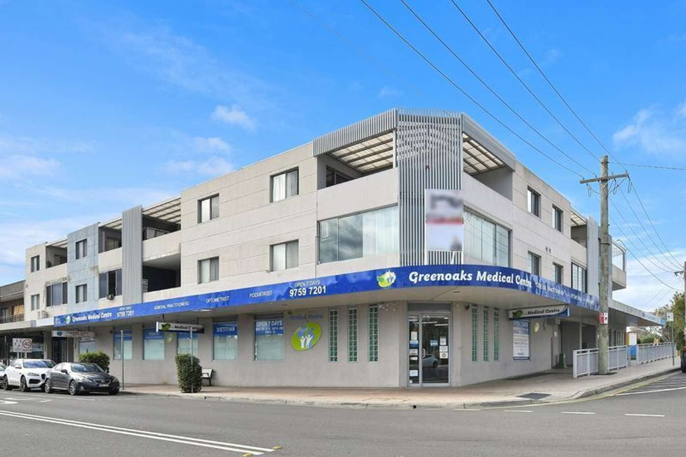 Main view of Homely apartment listing, 15/139-143 Waterloo Road, Greenacre NSW 2190