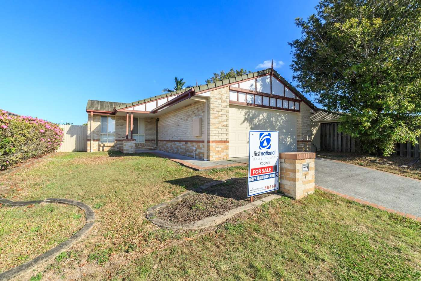 Main view of Homely house listing, 7 Carino Court, Merrimac QLD 4226