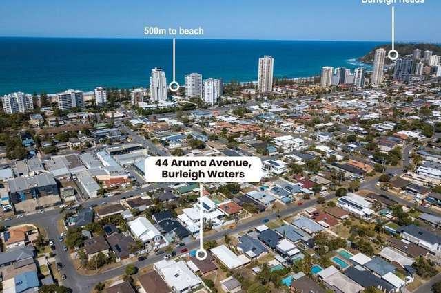 44 Aruma Avenue, Burleigh Waters QLD 4220