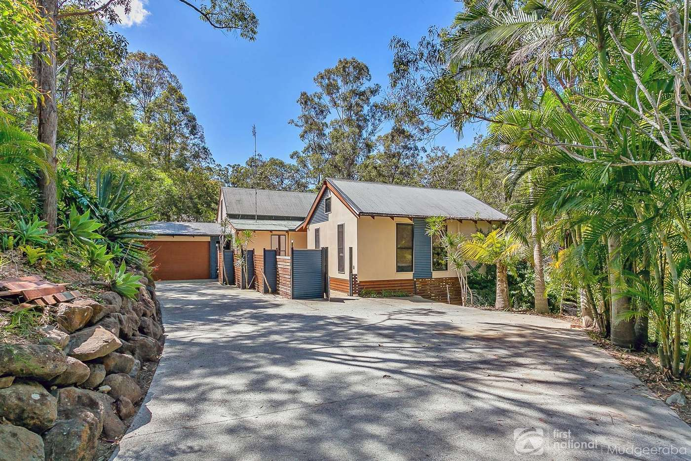 Main view of Homely acreageSemiRural listing, 4 Thomas Duncan Court, Worongary QLD 4213