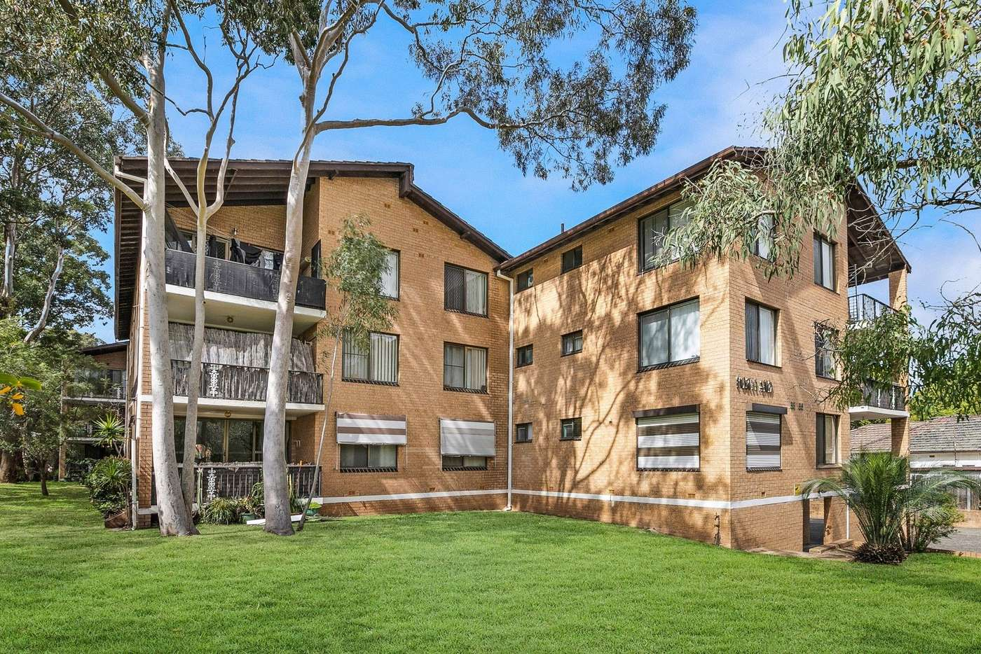 Main view of Homely apartment listing, 19/33 Sir Joseph Banks Street, Bankstown NSW 2200