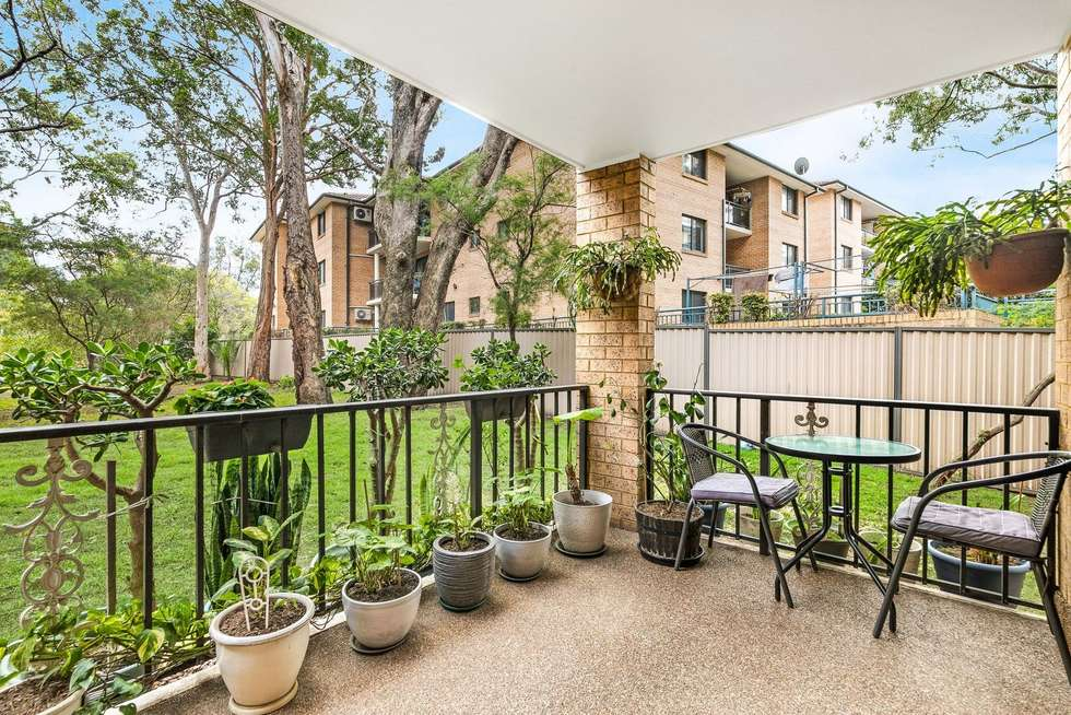 Second view of Homely apartment listing, 19/33 Sir Joseph Banks Street, Bankstown NSW 2200