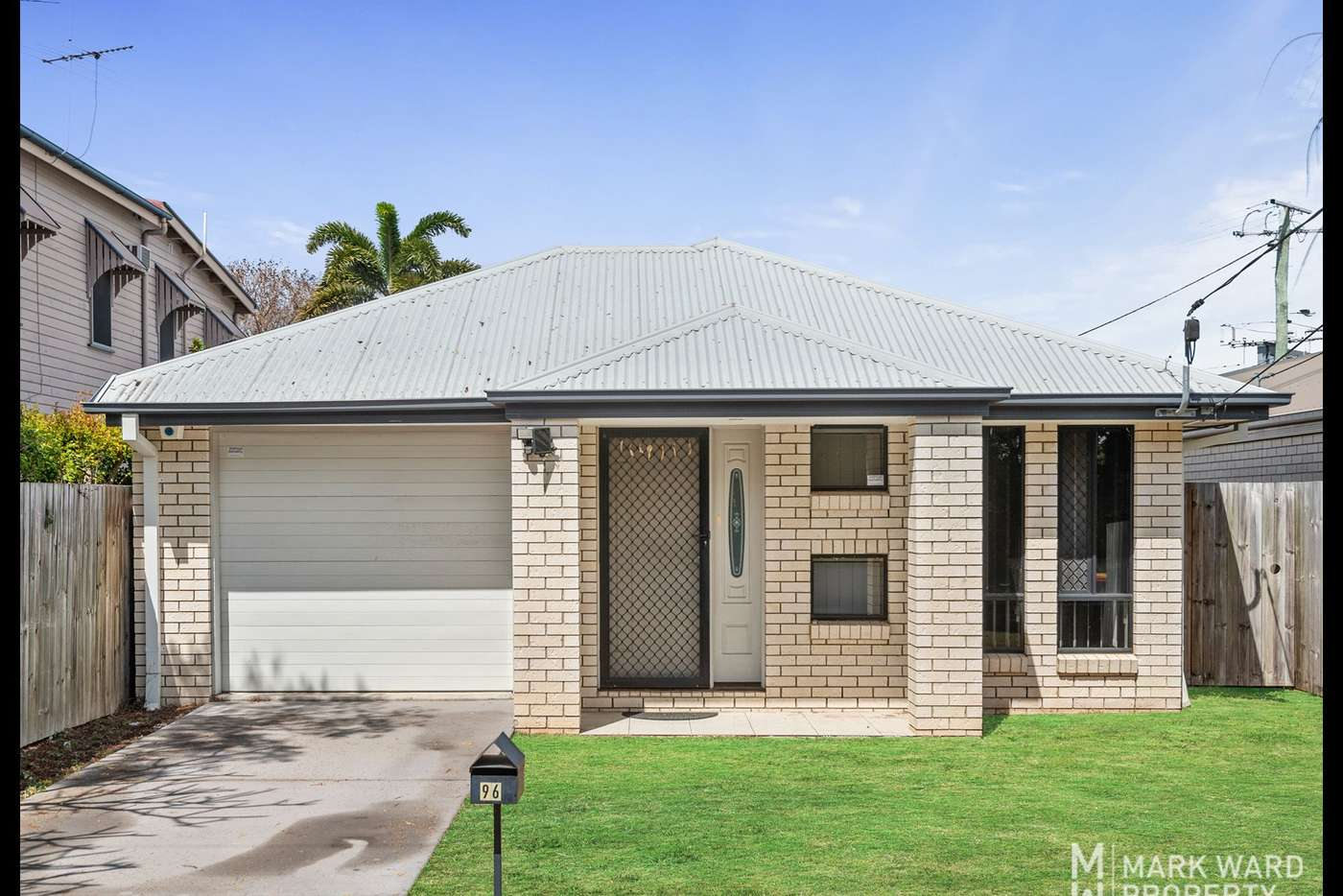 Main view of Homely house listing, 96 Dartmouth Street, Coopers Plains QLD 4108