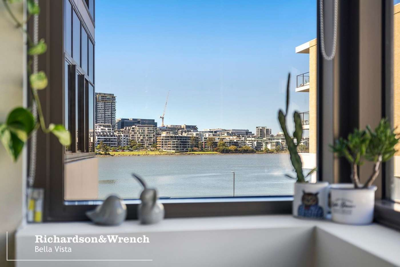 Main view of Homely apartment listing, 311/7 Half Street, Wentworth Point NSW 2127