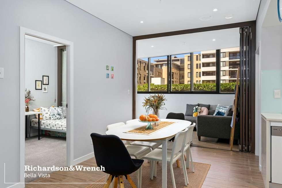 Third view of Homely apartment listing, 311/7 Half Street, Wentworth Point NSW 2127