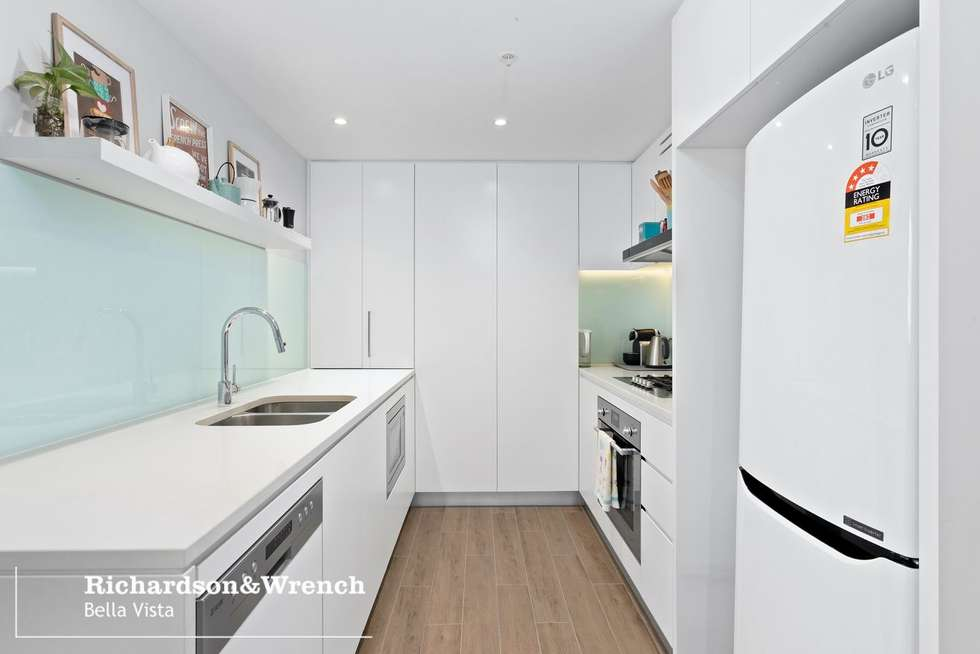 Fourth view of Homely apartment listing, 311/7 Half Street, Wentworth Point NSW 2127