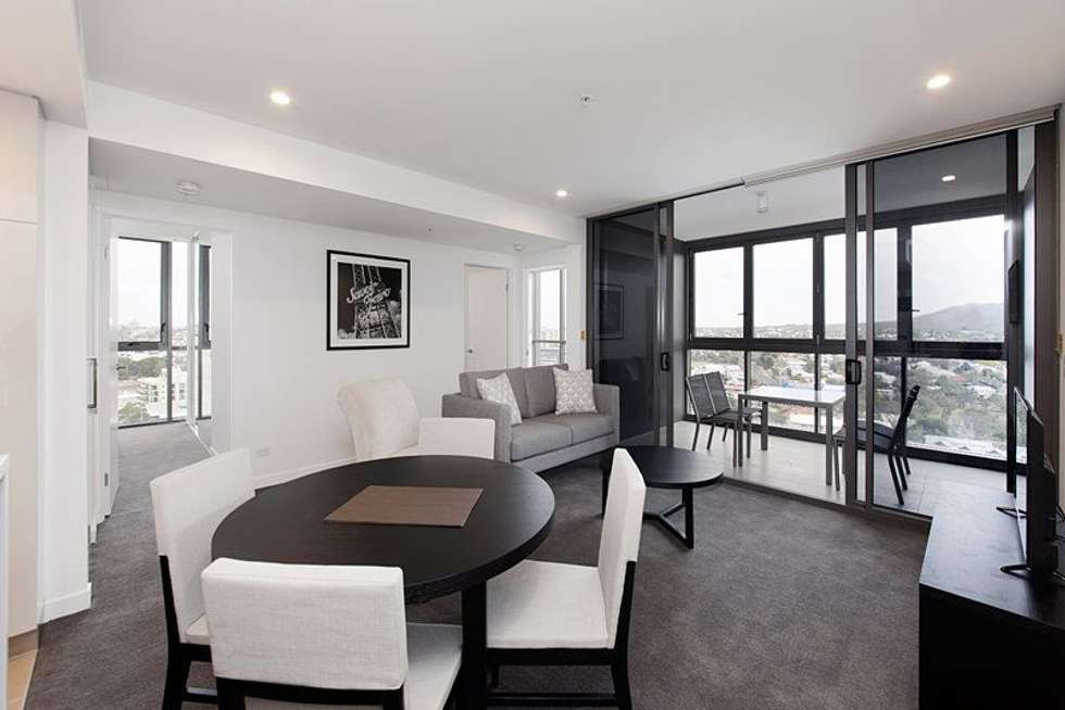 Second view of Homely apartment listing, 704/55 Railway Terrace, Milton QLD 4064