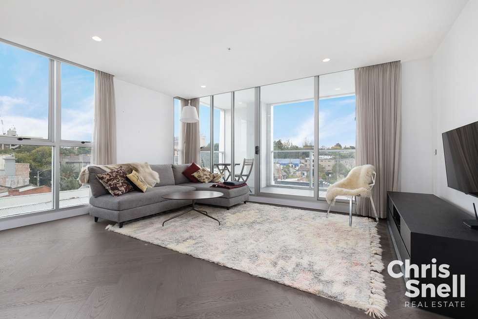 Second view of Homely apartment listing, 401/42 Ralston Street, South Yarra VIC 3141