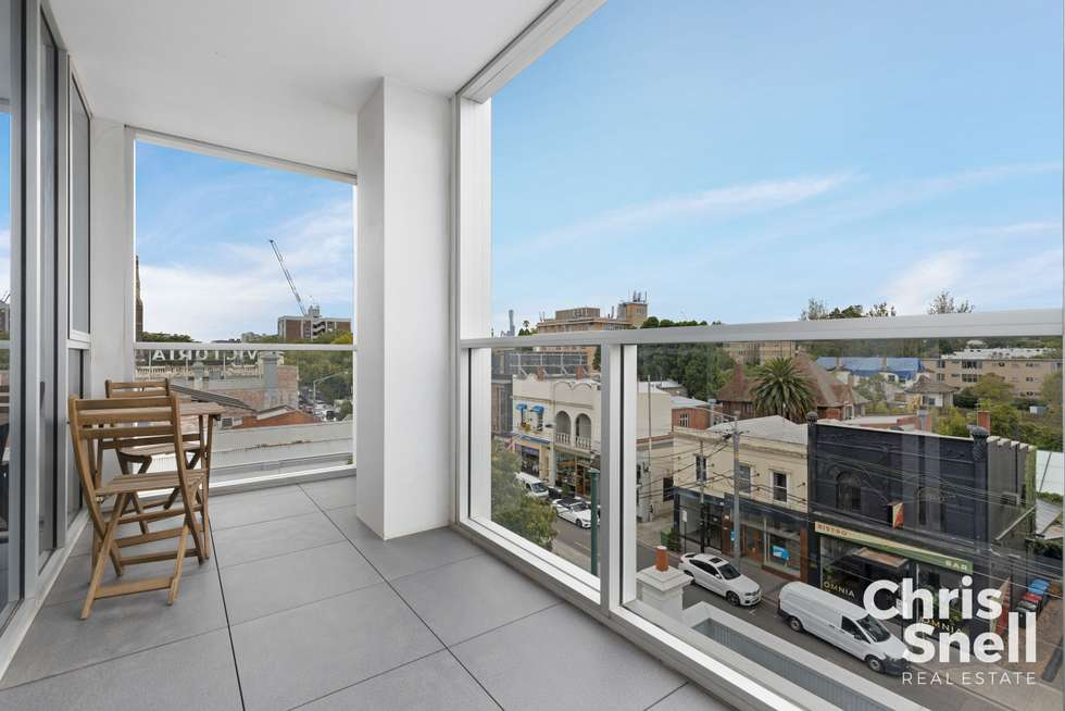 Fourth view of Homely apartment listing, 401/42 Ralston Street, South Yarra VIC 3141
