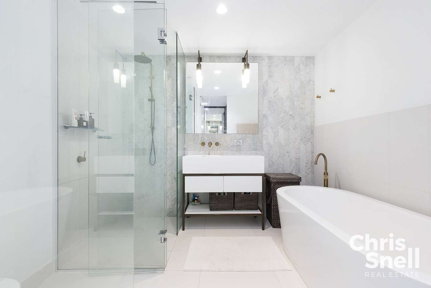Sixth view of Homely apartment listing, 401/42 Ralston Street, South Yarra VIC 3141