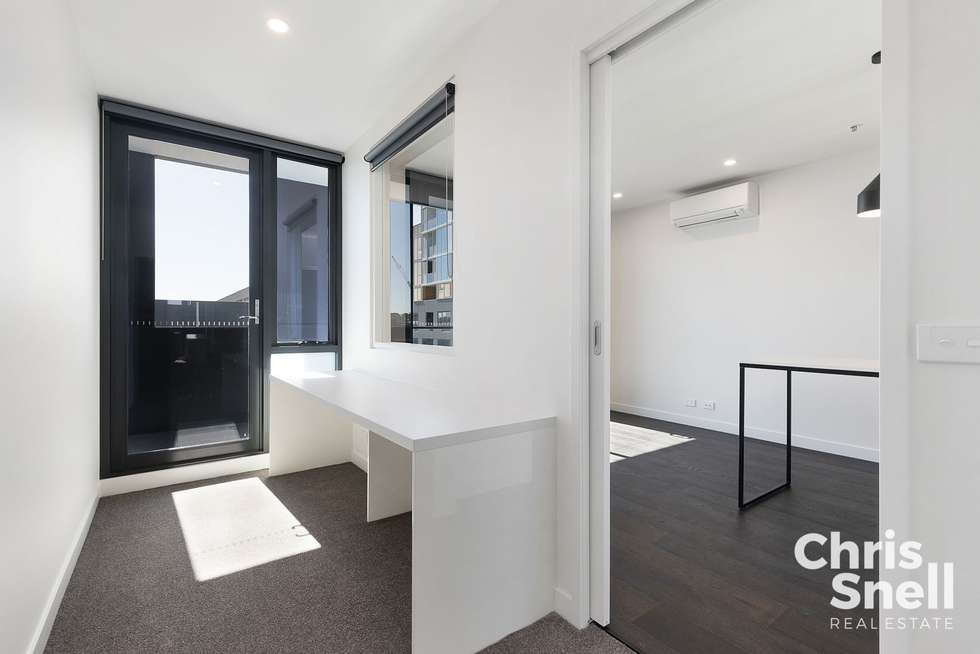 Fifth view of Homely apartment listing, 308/39 Appleton Street, Richmond VIC 3121