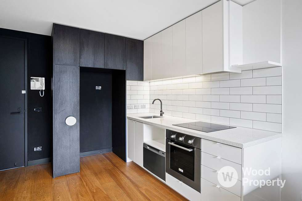 Second view of Homely apartment listing, 903/83 Flemington Road, North Melbourne VIC 3051