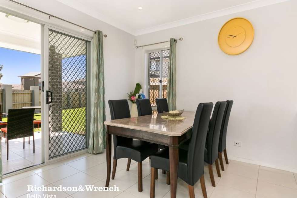 Fifth view of Homely semiDetached listing, 14 Lyrebird Crescent, The Ponds NSW 2769