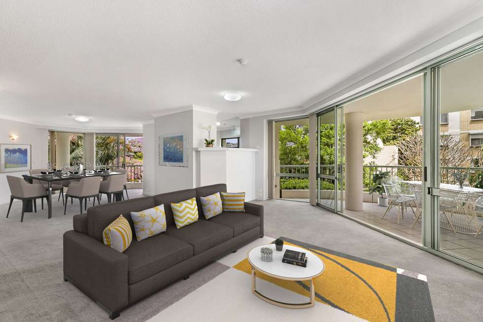 Third view of Homely unit listing, 4/72 Macquarie Street, St Lucia QLD 4067