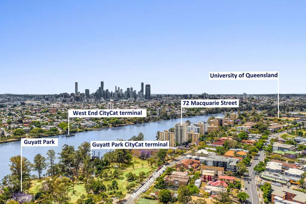 Fourth view of Homely unit listing, 4/72 Macquarie Street, St Lucia QLD 4067